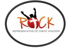 R.O.CK. Youth & Children Ministry logo