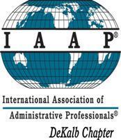 IAAP DeKalb logo