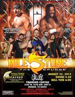 NRW Pro Wrestling Presents: MILESTONE 5 feat. Al Snow...