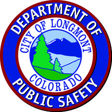 LONGMONT DEPARTMENT OF PUBLIC SAFETY logo