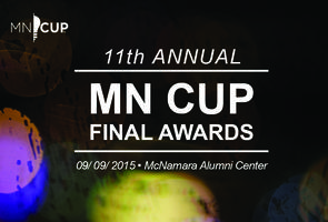 2015 MN Cup Final Awards Reception