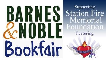 Barnes & Noble Bookfair & Station Ink