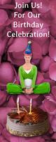 Meditation and Cake