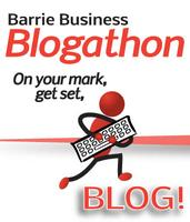 Barrie Business Blogathon