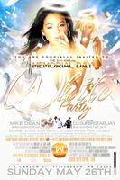 THE 5TH ANNUAL MEMORIAL DAY WHITE PARTY