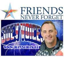 Friends Never Forget 3rd Annual Gala with Joey Voices and Friends