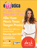 Exxxotica The Official Award Show After Party