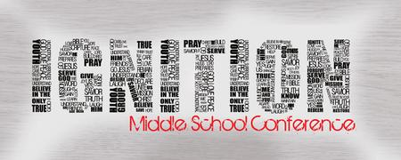 Ignition Middle School Conference - 2015