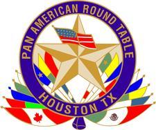 Pan American Round Table of Houston logo