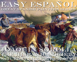 Guided Spanish Art Tour Lecture on 07/25 ~ Fun, Easy &...