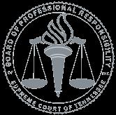 Board of Professional Responsibility logo