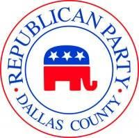 Dallas County GOP logo