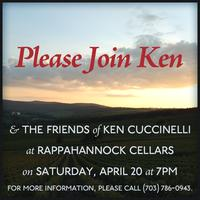 Reception For Ken Cuccinelli