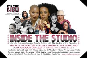 Inside The Studio with The Ladies of The Black Lily!