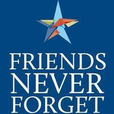 Friends Never Forget logo