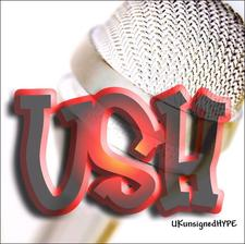 UK Unsigned Hype logo