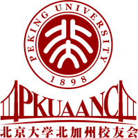 Peking University Alumni Association of Northern California (PKUAANC) logo