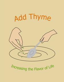 Add Thyme logo