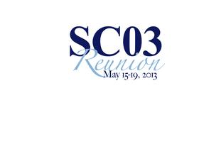 SC 2003 Class Dues and Activities