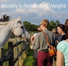 Murphy's Networking Neighs logo