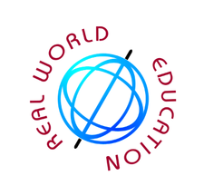 Real World Education logo