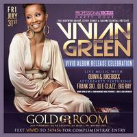 """""""PROFESSIONAL RECESS"""" presents VIVIAN GREEN LIVE + The..."""