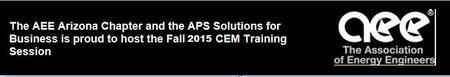 Fall 2015 CEM Training Session