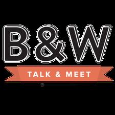B & W Meet logo