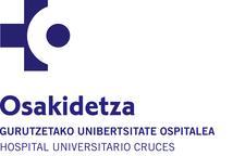 Hospital Universitario Cruces. Grupo de Úlceras por Presión. Dirección de Enfermería. Subdirección de Innovación y Calidad. logo