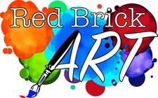 Red Brick Art logo
