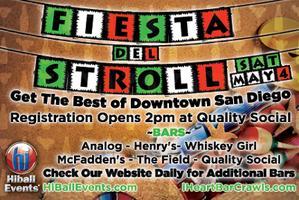 Fiesta Del Stroll San Diego