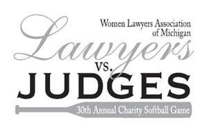 30th Annual Women Lawyers vs. Judges Charity Softball...