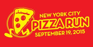 2015 NYC Pizza Run