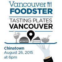 Tasting Plates Chinatown