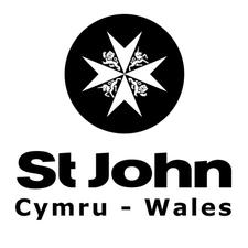 St John Cymru-Wales - Dyfed Training logo