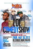 LOL COMEDY!hosted by Charlamagne Tha God feat. Andrew...