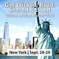 Get Clicked, Read, Shared & Liked in New York