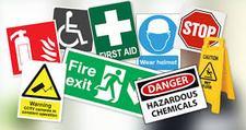 Safety & Environment  logo