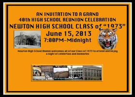 Newton High School Class of 1973 Reunion