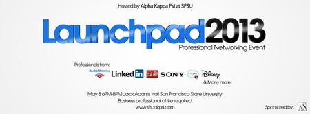 Launchpad 2013: Professional Networking Event