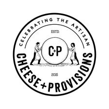 Cheese+Provisions logo