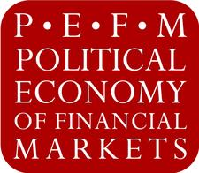 Political Economy of Financial Markets (PEFM) logo