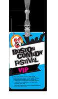 Boston Comedy Festival Passes 2015