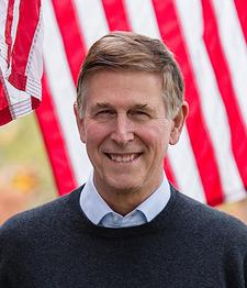 Congressman Don Beyer logo