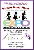 Women Going Places Spring Lifestyle & Business Expo