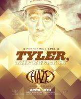 Tyler, The Creator Performs Live @ HAZE Nightclub