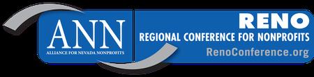 ANN Reno Conference for Nonprofits -- November 5-6,...
