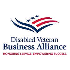 Disabled Veteran Business Alliance logo