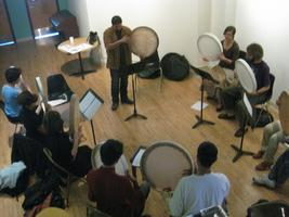 Eastern and Persian Drum Workshop by Pezhham Akhavass