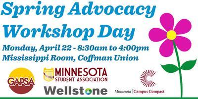 Spring Advocacy Workshop Day